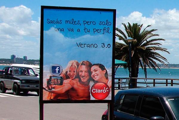 Mobiliario Urbano NETCOM URUGUAY Publicidad Exterior